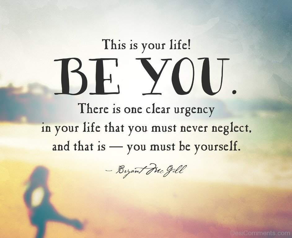 this is your life be you dc35 nexus education