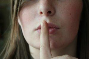 silenced Charlotte Marshall