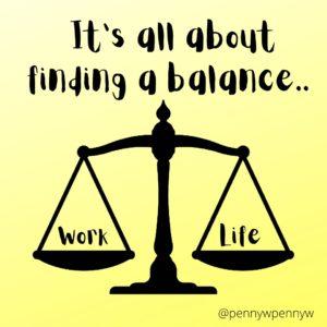 Penny balance